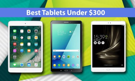 Top 10 Best Budget Tablets Under $300