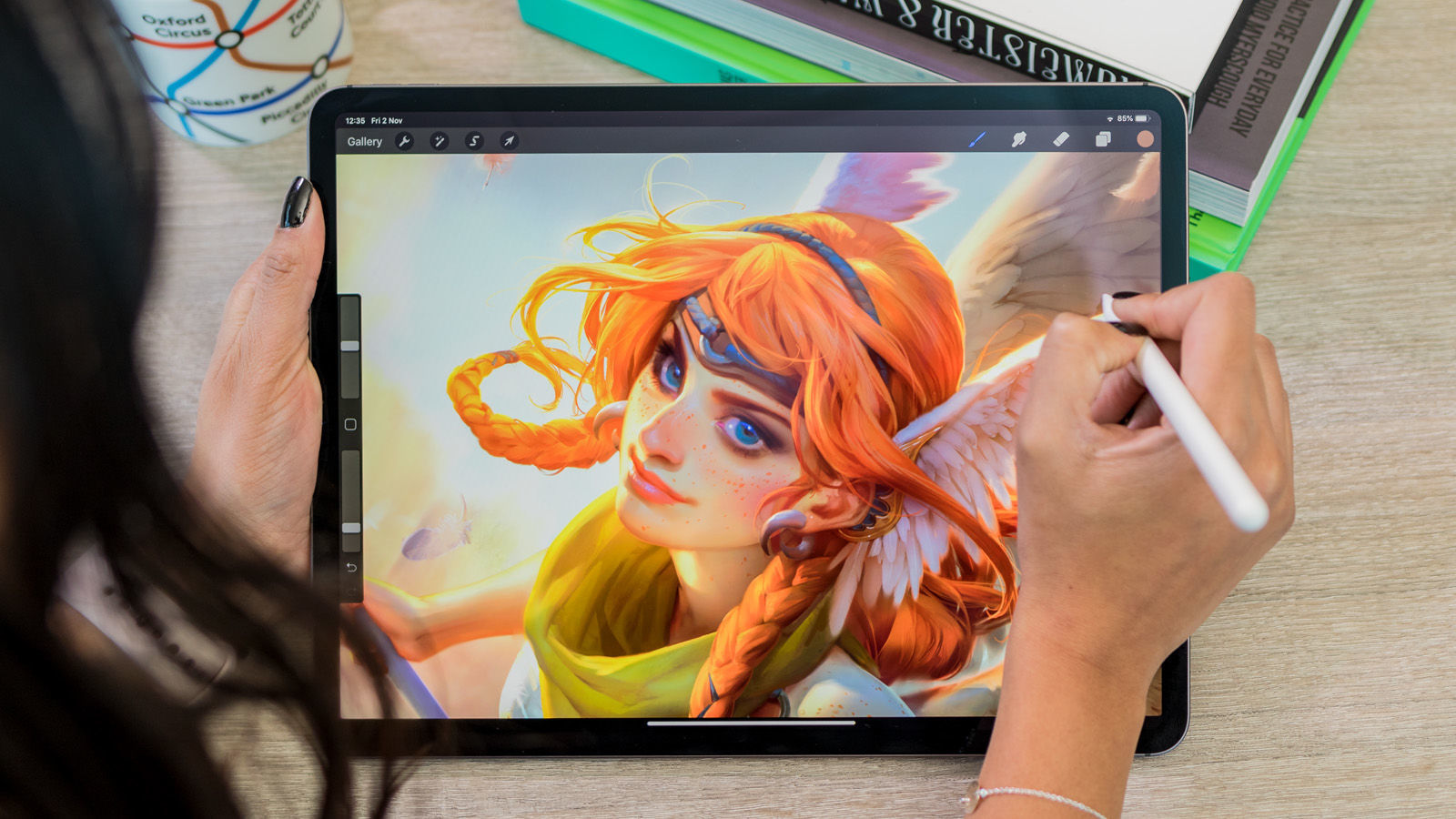 Graphics, Art, And Photos For iPad